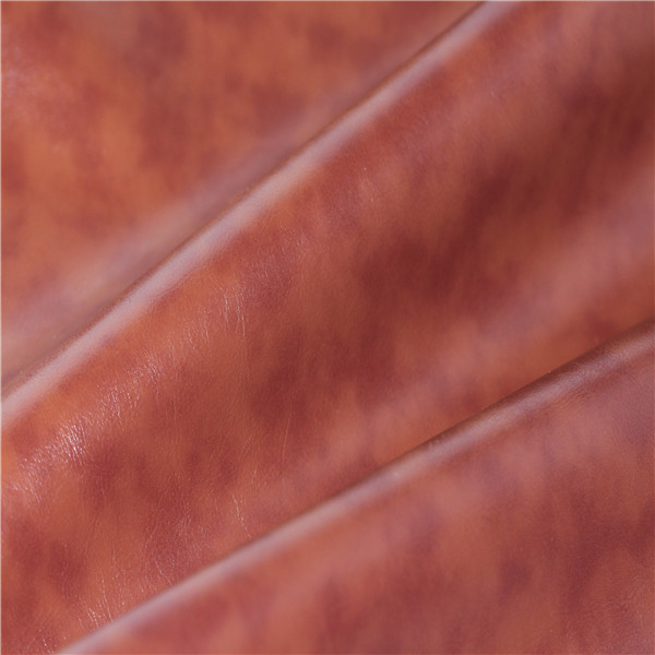 Upholstery Artificial Leather for Furniture at Cheap Price - 1107001-6674