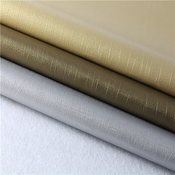 Soft Synthetic Leather Upholstery Fabric - 1107001-6676