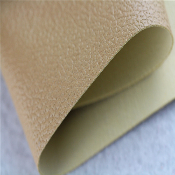 Textured Footwear Lining PU Leather Fabric Supplies - 1008019-H61