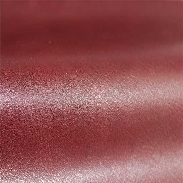 Popular Emboss PU Shoe Leather