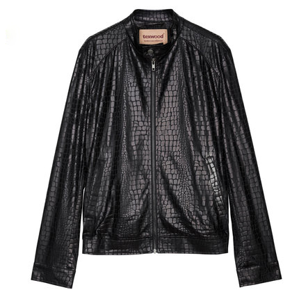 Synthetic Leather for Jacket