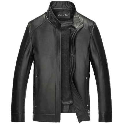Synthetic Leather For Man Jacket