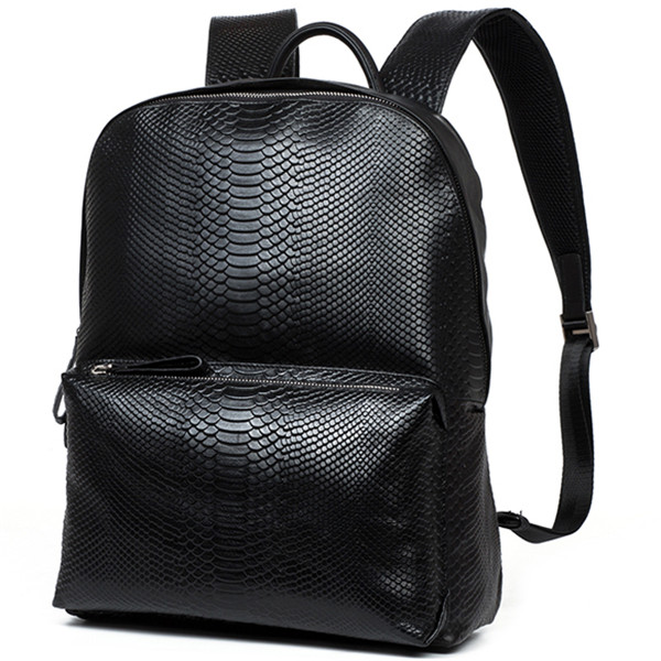 Fashion style PU Leather For Backbag