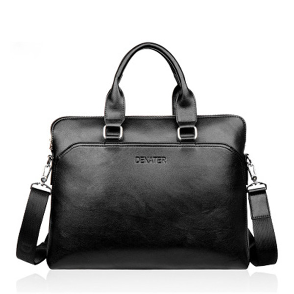 Man Handbag PU Artificial Leather