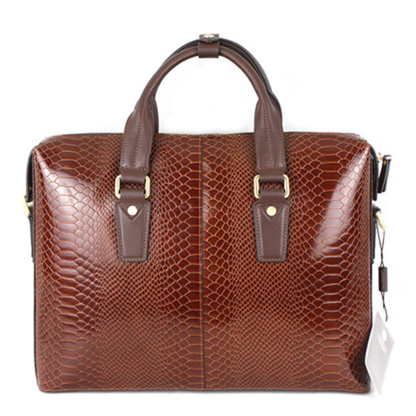 High Quality PU Leather For Men Bag